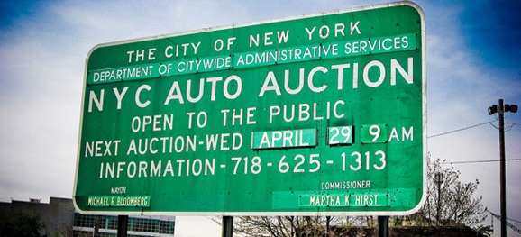 auto auctions at new york car yards. Black Bedroom Furniture Sets. Home Design Ideas