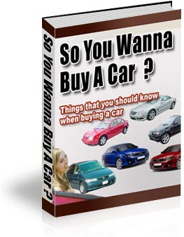 Wanna Buy a Car? / Auto Cons - 52 pages