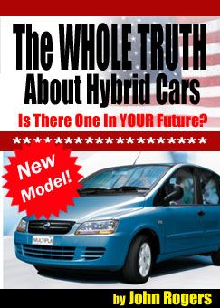 The Whole Truth of Hybrid Cars - 32 pages